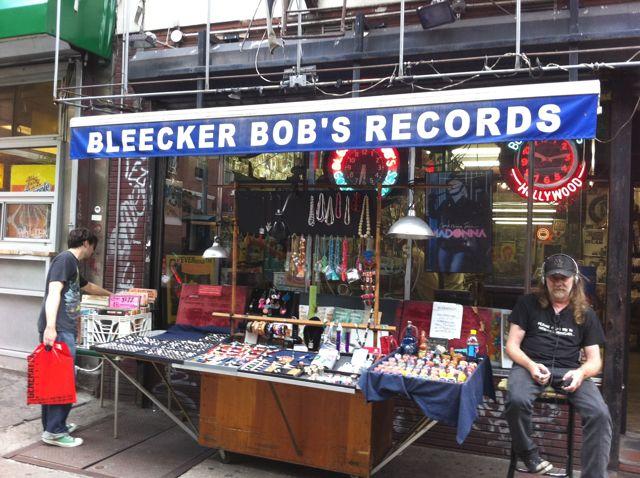 New York City Record Stores Bleecker Bob S Records